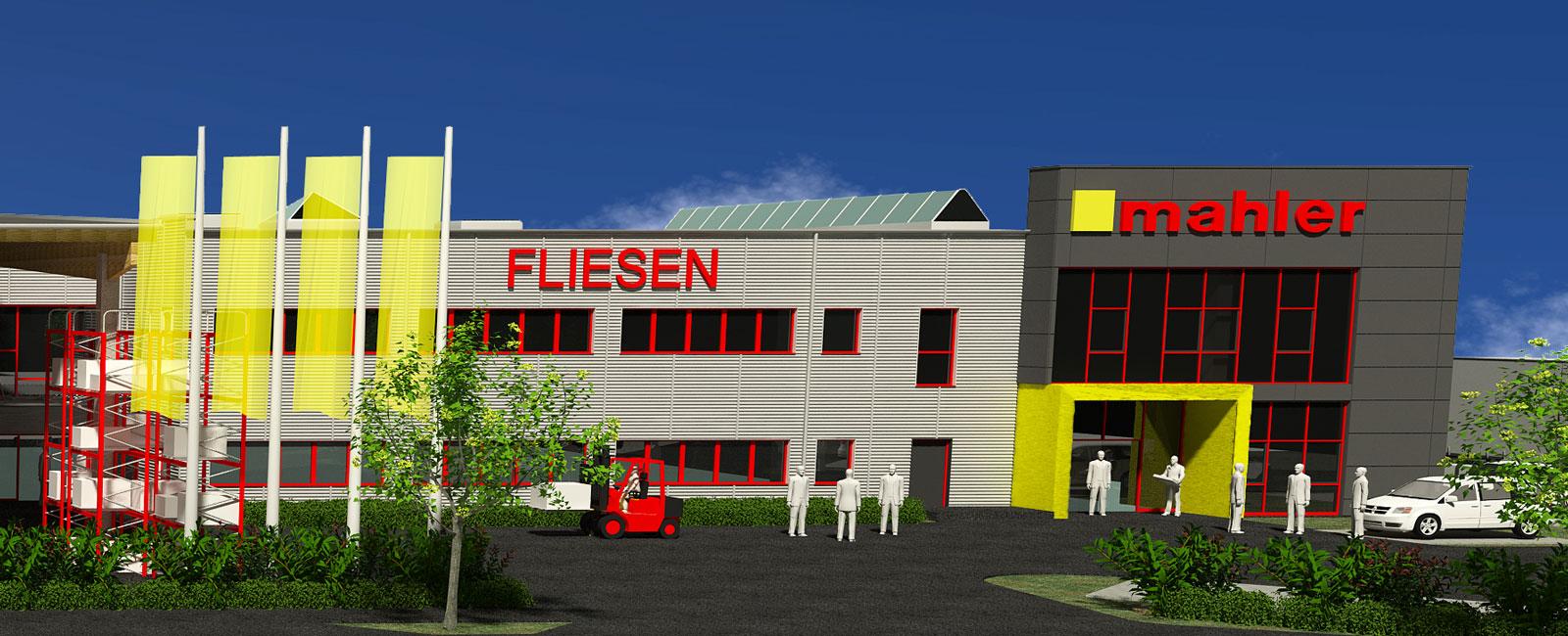 Fliesenausstellung München erweiterung mahler fliesenausstellung münchen feldkirchen geza varga